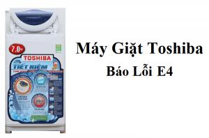 may-giat-toshiba-bao-loi-e4