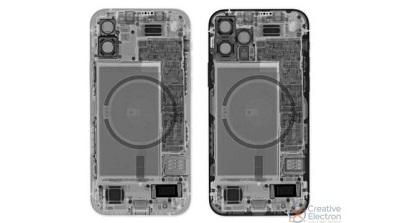 Bên trong của chiếc iPhone 12